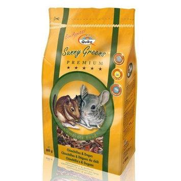 Quiko Chinchilla & Degu Food Sunseed Sunny Greens 800G