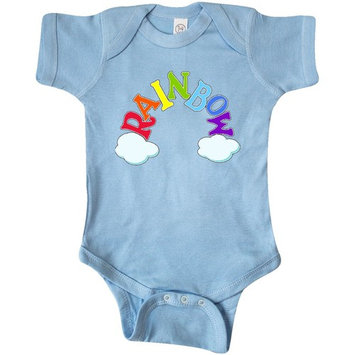 Rainbow Letters Infant Creeper [baby_clothing_size: baby_clothing_size-6months]