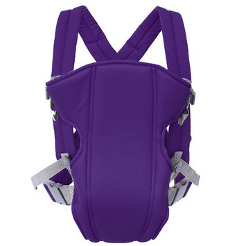 Yosoo 1Pc Newborn Infant Baby Carrier Backpack Breathable Front Back Carrying Wrap Sling Seat New , Infant Sling,Baby Sling