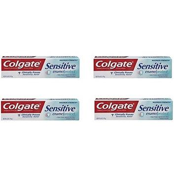 Colgate Total Whitening Toothpaste 4 Pack (four 8oz tubes)