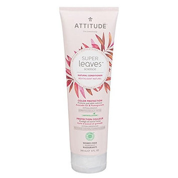 Attitude Super Leaves Science Natural Conditioner - Color Protection - 240ml