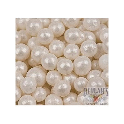 Kerry Pearls White Pearlz Wedding Bakery Topping Sprinkles 8 ounces