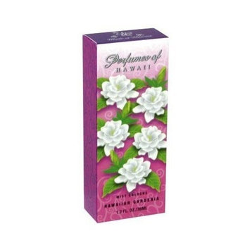 Perfumes of Hawaii Cologne 1.2 oz. Bottle Gardenia