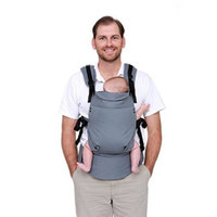 Moby Comfort Baby Carrier (Gray)