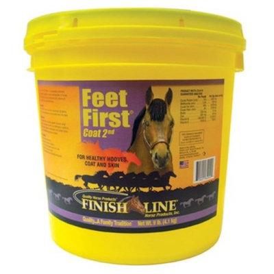 FEET FIRST HOOF N COAT HORSE SUPPLEMENT