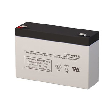 6 V 7 AH Electric Scooter Battery (6V 7AH SLA Battery)