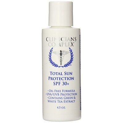 Clinicians Complex Total Sun Protection SPF 30+