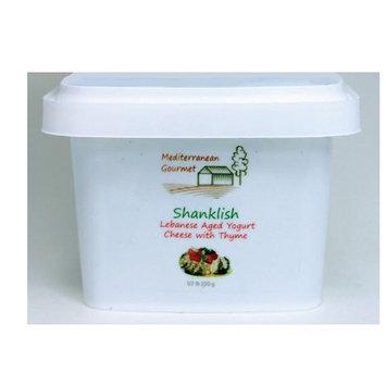 Shanklish yogurt cheese
