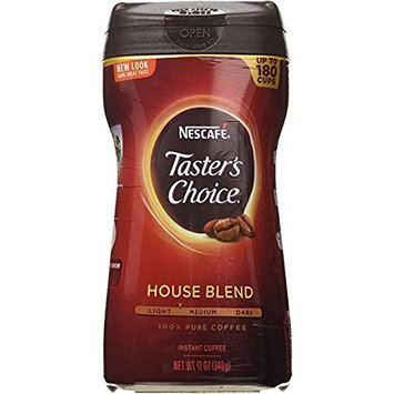 Taster's Choice Original Gourmet Instant Coffee 2Pack (12Oz Each)