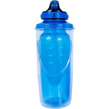 Cool Gear 28-Ounce Double-Wall Bottle, Blue