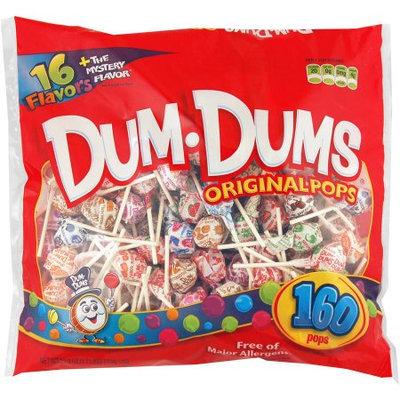Dum Dum's Dum Dums Original Pops, 160 count