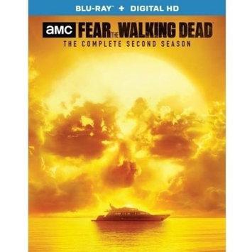 Tcfhe/anchor Bay/starz Fear The Walking Dead-Season 2 Blu-ray