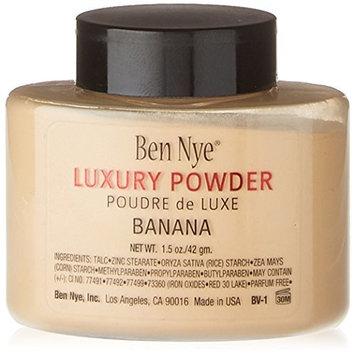 Ben Nye Banana Luxury Face Powder 1.5 oz / 42 gm Makeup Kim Kardashian Highlight
