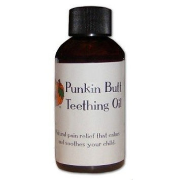Punkin Butt Teething Oil 1 oz