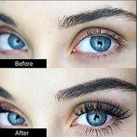 Beau Bien Beauty Triple Magnetic Full Size False Eyelashes Set - Glue Free Full Length Handmade Mink Premium Quality False Glamour Eyelashes Set for Natural Look - Reusable (4 pc)