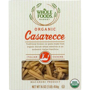 Whole Foods Market, Organic Casarecce, 16 oz