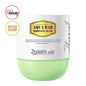 [23 years old] Aqua Bab Modeling Mask - 50g4ea+5g4ea/100% Authentic direct from Korea/w Gift Sample : Beauty