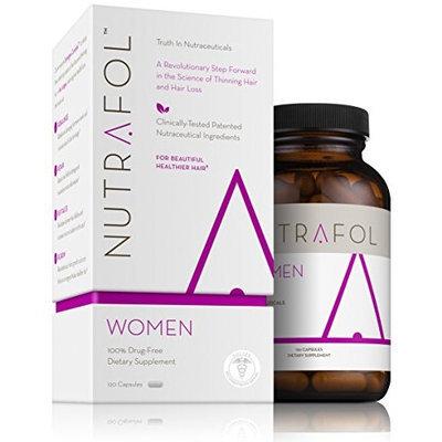 Nutrafol Women Advanced Thinning Hair & Hair Loss Supplement - 120 Capsules