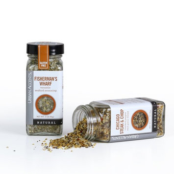 Urban Accents PERFECT PAIR, Gourmet Essentials Spice Gift Set (Set of 2) - Two Most Versatile Spice Blends. Perfect for Weddings, Housewarmings or Any Occasion.