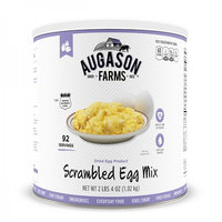 Augason Farms Food Storage Dried Scrambled Egg Mix (Pack of 6)