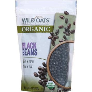 Wild Oats Marketplace Organic Black Beans, 16 oz
