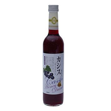 House bottlers cassis honey drink 500ml