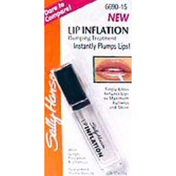 Sally Hansen Lip Inflation Tints, Clear Plumping Treatment, 6690-15