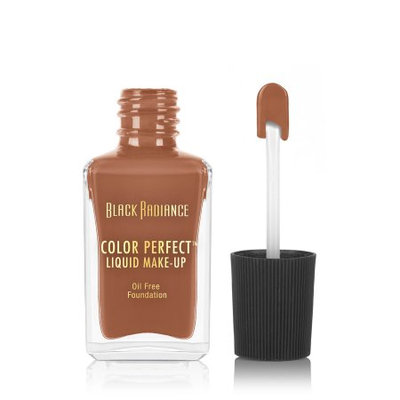 Markwins Beauty Products Black Radiance Color Perfectâ ¢ Liquid Make-Up - Pecan