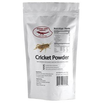 100% Cricket Flour .25 Pounds: Sustainable, Keto, Paleo, Cricket Powder, Gluten Free Flour. 24 Grams of Protein for Every 3 Tablespoons.
