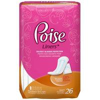 Poise Pantyliners Very Light Asborbency 7-1/2'' Regular -Bag of 26, 10 Pack