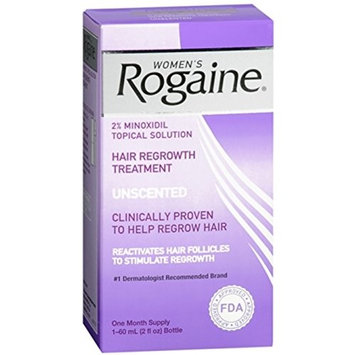 Rogaine Women's Unscented 2 oz (Pack of 3)