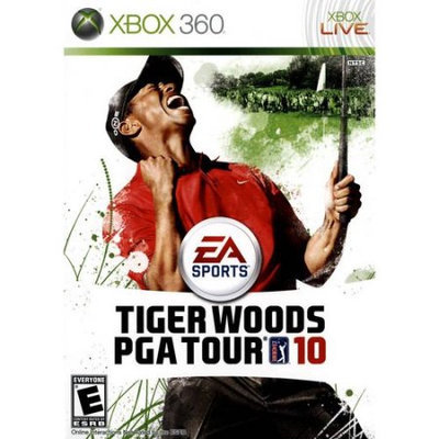 Electronic Arts Tiger Woods PGA Tour 10 Xbox 360 (Xbox 360 Game Only)