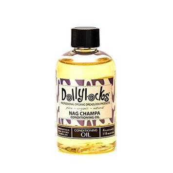 Dollylocks 4oz Nag Champa Dreadlock Conditioning Oil