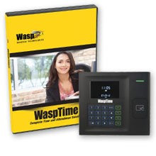 WaspTime HID Solution - Pro