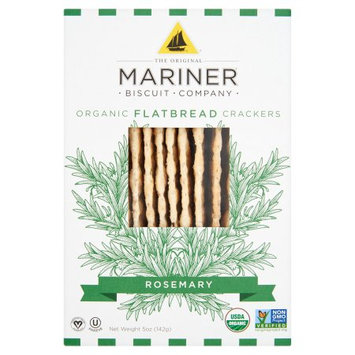 Venus Wafers Inc Mariner, Flatbrd Rosemary, 5 Oz (Pack Of 12)