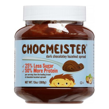 Peanut Butter & Co Chocmeister Dark Chocolatey Hazelnut, 13 Oz