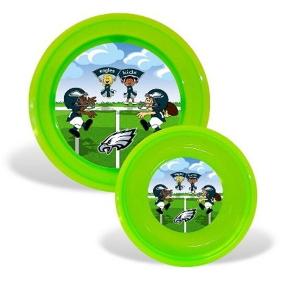 NFL Baby Fanatic Plate & Bowl Set