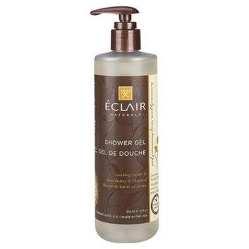 Eclair Naturals Shea Butter & Oatmeal Shower Gel - 12oz