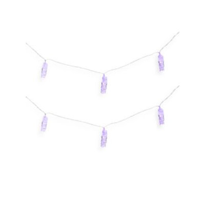 Merkury Innovations - LED Photo Clip String Lights