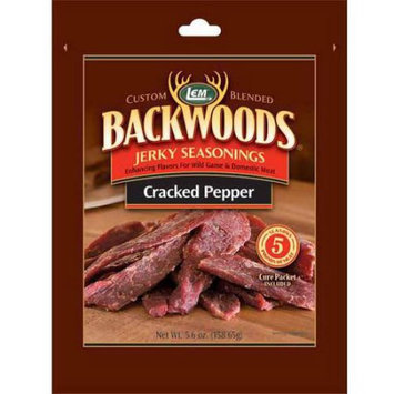 LEM Products Backwoods Jerky Seasonings - Cracked Pepper - 5 lbs.