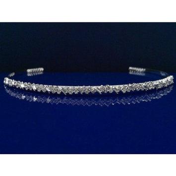 Wedding Prom Crystal Tiara Headband 26095