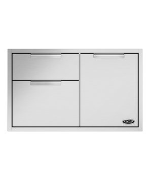 DCS ADR236 36 Stainless Steel Built-In Storage Drawer