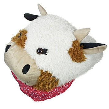 Comfy Feet Moon Country Farm Massage Slippers Sheep -O/S [Sheep, One Size]