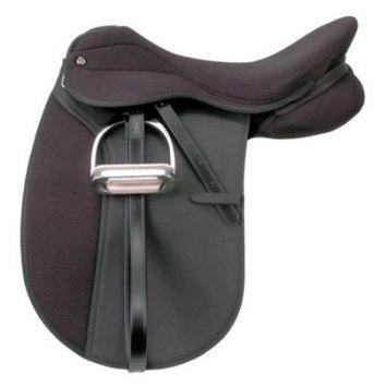 EquiRoyal Wide Tree Pro Am Dressage Saddle