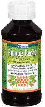 Efficient Laboratories Inc Rompe Pecho Cough Syrup 4 Ounce