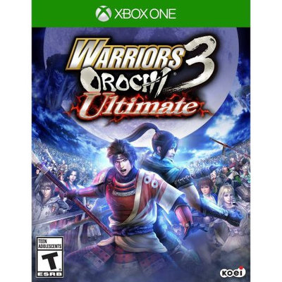 Tecmo Warriors Orochi 3 Ultimate (Xbox One) - Pre-Owned