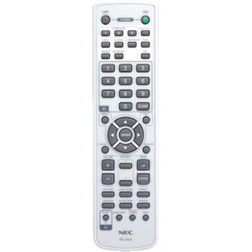 NEC Display Replacement Projector Remote Control - Projector