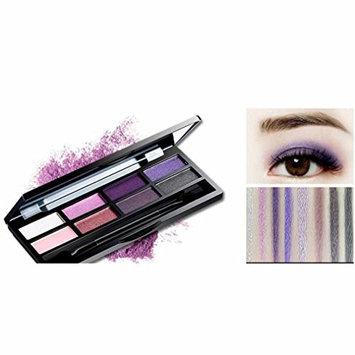 Eyeshadow,Baomabao 8 Colors Women Makeup Eyeshadow Neutral Nudes Warm Cosmetic Palette