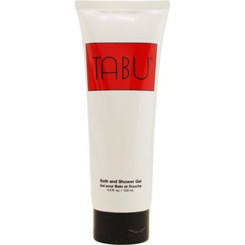 Dana Tabu By Dana Bath & Shower Gel 4 Oz
