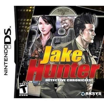 Aksys Jake Hunter: Detective Chronicles (DS)